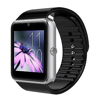 EDX SmartWatch-Android & iOS-zilver & zwart