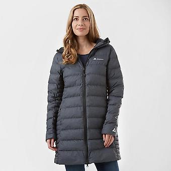 New Technicals Women's Long Chill Lightweight Jacket Grey