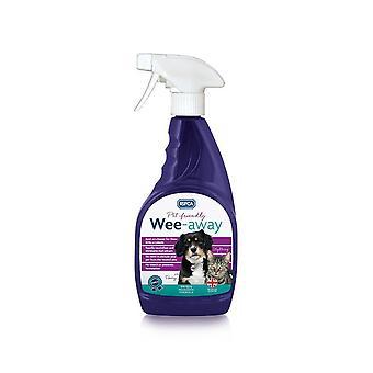 RSPCA Wee-weg huisdier vriendelijke vlek & geur Remover 500ml