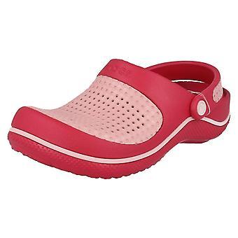 Childrens Crocs Beach/Summer Sandals Crosmesh Clog Kids