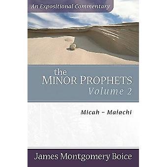 Die kleinen Propheten - v. 2 - Micha-Maleachi durch James Montgomery Boice - 9