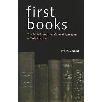 Primeros libros - la palabra escrita y la formación Cultural en Alabama temprano