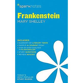Frankenstein by Mary Shelley by SparkNotes - 9781411469549 Book