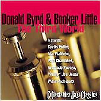 Byrd/lite - tredje världen [CD] USA import