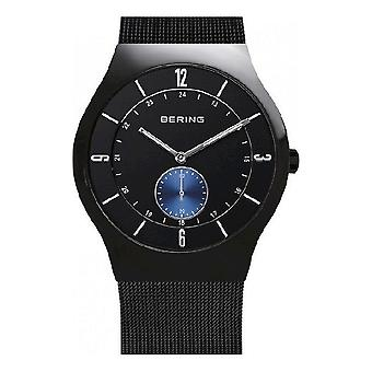 Bering horloges mens watch classic collectie 11940-228