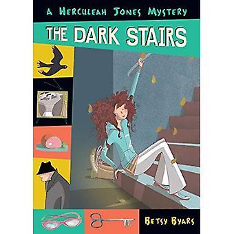 The Dark Stairs (Herculeah Jones Mysteries)