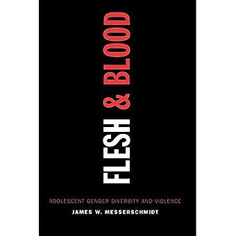 Kjøtt og blod: ungdom kjønn mangfold og vold