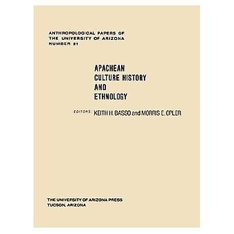 Apache cultuur, geschiedenis en etnologie (antropologische Papers)