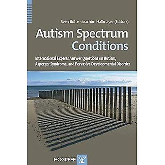 Autism Spectrum Conditions: FAQs on Autism, Asperger Syndrome, and Atypical Autism Answered by International Experts