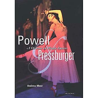 Powell und Pressburger: ein Kino der Magie Räumen (Kino und Gesellschaft)