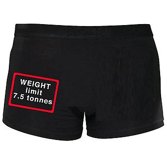 Weight Limit 7.5 Tonnes Shorty Boxers