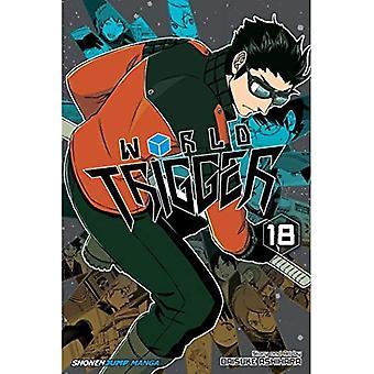 Déclencheur de monde, Vol. 18 (monde Trigger)