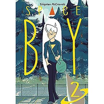 Stephen Mccranie's Space Boy Volume 2