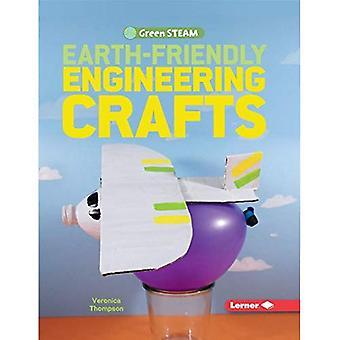 Maa-Friendly Engineering käsitöitä (vihreä höyry)