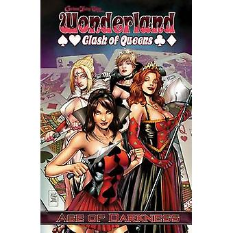 Wonderland - Clash of Queens by Manuel Preitano - Troy Brownfield - 97