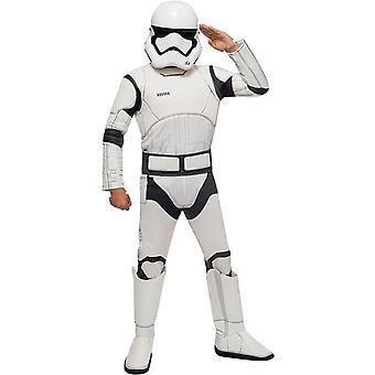 Star Wars film Stormtrooper barn kostume