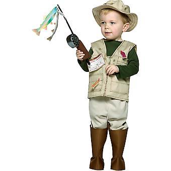 Future Fisherman Toddlers Costume