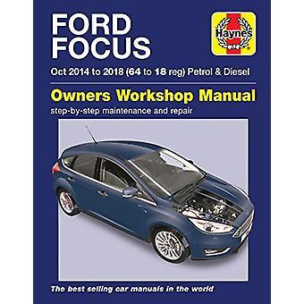 フォードフォーカスガソリン & ディーゼル (10 月 ' 14-' 18) 64 フォードフォーカス p