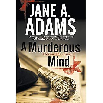 A Murderous Mind: A Naomi Blake British Mystery - A Naomi Blake Mystery 11 (Hardback)