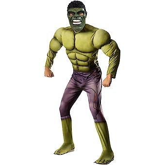 Avengers vârsta de Ultron Hulk Adult costum