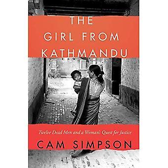 La fille de Katmandou: douze morts et quête une femme de Justice