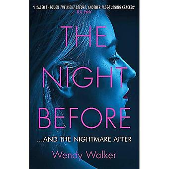 The Night Before: 'A dazzling hall-of-mirrors thriller' AJ Finn