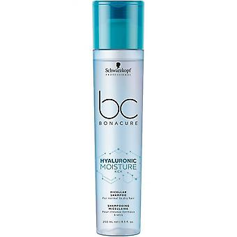 Schwarzkopf BC Hyaluronic kosteutta potkia micellar shampoo 250ml