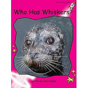 Who Has Whiskers? by Pam Holden - 9781927197622 Book