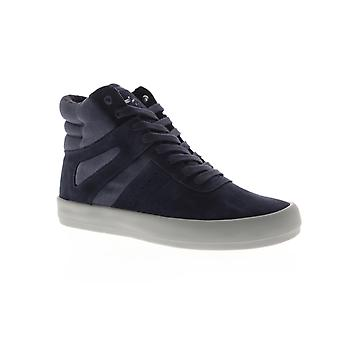 Creative Recreation Moretti  Mens Blue Casual High Top Sneakers Shoes