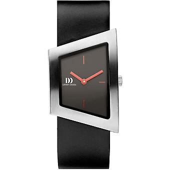 Duński Design damski zegarek IV24Q1207 Squeezy