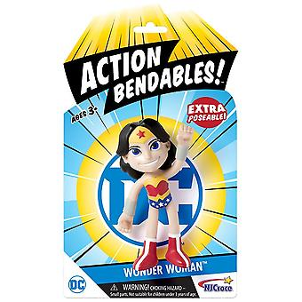 Action Figures - DC Comics - Wonder Woman Bendable 4