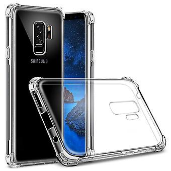Samsung Galaxy S9 plus-Cover/dæksel/transparent