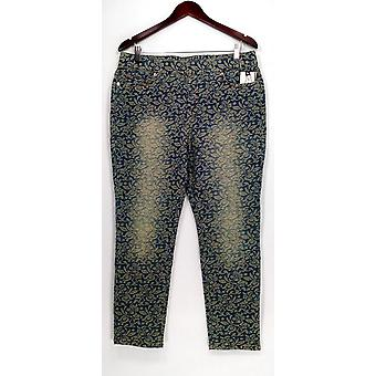 Women with Control Women's Petite Jeans My Wonder Denim Blue A280886