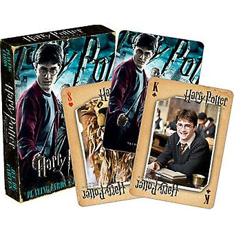 Playing Card - Harry Potter - Half Blood Prince Poker Games New Licensed 52420