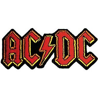 Patch - ACDC - Logo New Iron-On p-0483