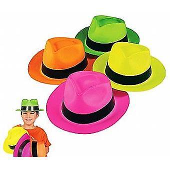 12 Neon Gangster ou Safari Hats