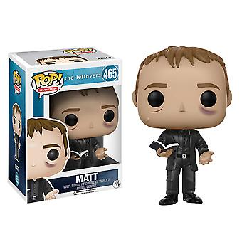 Leftovers Matt Pop! Vinyl