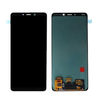 Stuff gecertificeerd® Samsung Galaxy a3 2016 A310 scherm (touchscreen + AMOLED + onderdelen) AAA + kwaliteit-zwart-Copy-Copy-copy-kopiëren