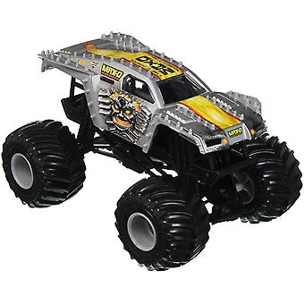 Hot Wheels Monster Jam Rev Tredz Max-D friction toy car 12cm