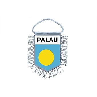 Flag Mini Flag Country Car Decoration Palau Palao