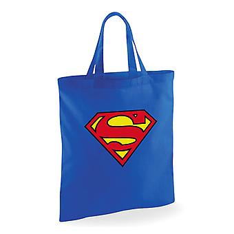 Superman-Logo Shopping Bag