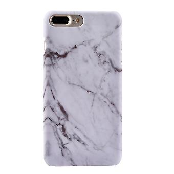 IPhone 7/8 4.7 marble shell protection case pink