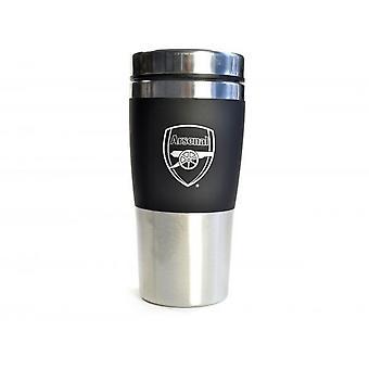Arsenal FC Executive Handleless Stainless Steel Travel Mug