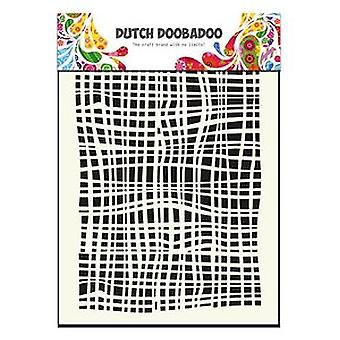 Dutch Doobadoo Fabric A5 Stencil Mask 470.715.007