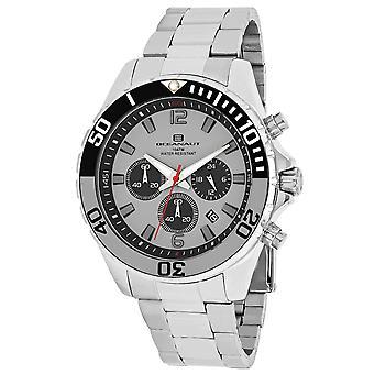 Oceanaut Men's Sevilla Grey Dial Watch - OC2523