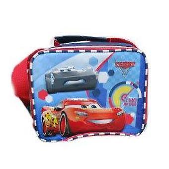 Lunch Bag - Disney - Cars Lightning Mapueen Kit Case New 004736