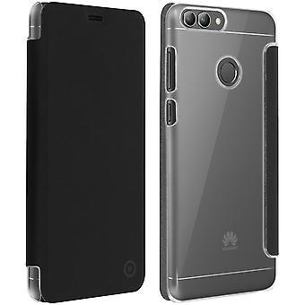 Case For Huawei P Smart 2018 Folio Noir