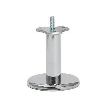 Chrom Rundmöbel Bein 8,5 cm (M8)