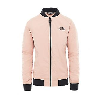Blouson The North Face W Co Mfy Ins Bomber Rose