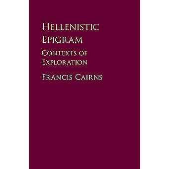 Epigrama helenístico de Francis Cairns